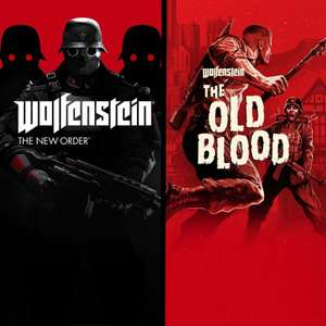 [Steam] Wolfenstein: The Two Pack Inc The New Order & The Old Blood (PC) - £5.39 @ Fanatical