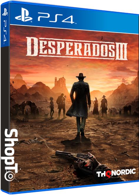 Desperados 3 (PS4 / Xbox One) £28.85 Delivered @ Shopto