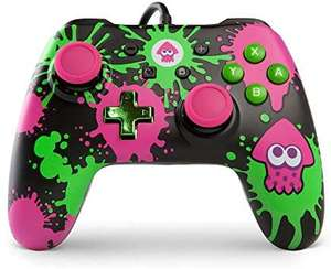 Nintendo switch Splatoon 2 wired controller £5 instore @ Asda - The Forge Glasgow