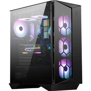 MSI MPG GUNGNIR 110R Mid Tower Gaming Computer Case £78.59 at Quzo