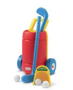 Little Tikes TotSports Easy Hit Golf Set - £14.99 + free Click and Collect at Argos