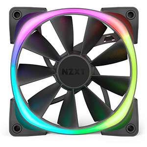 NZXT AER RGB 2-140mm - Advanced Lighting Customizations - £19.99 Prime / +£4.49 non Prime @ Amazon