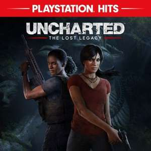 [PS4] Uncharted: The Lost Legacy - £7.99 / £7.19 with PS Plus @ PlayStation Store