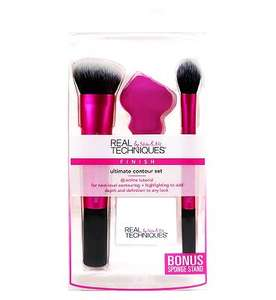Real Techniques ultimate contour brush set £3.50 + £1.50 click & collect at Boots