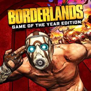 Borderlands: Game Of The Year Edition £8.24 PSN