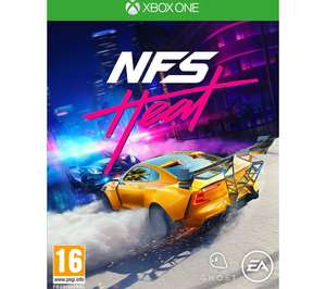 Need for Speed Heat PS4 / Xbox One - £19.99 delivered at Currys PC World