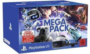 PlayStation VR PSVR V2 Mega Pack with 5 games £175.64 (£170.26 using fee free card) Like New - Damaged Packaging @ Amazon Warehouse Germany