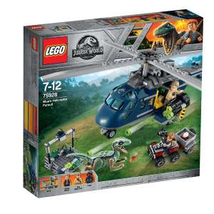 LEGO Blue's Helicopter Pursuit: 75928 - £34.99 delivered at Waterstones