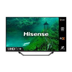 Hisense 43AE7400FTUK 43 inch 4K Ultra HD HDR Smart LED TV Freeview Play - 6 Year Guarantee - £369 with code at Richer Sounds