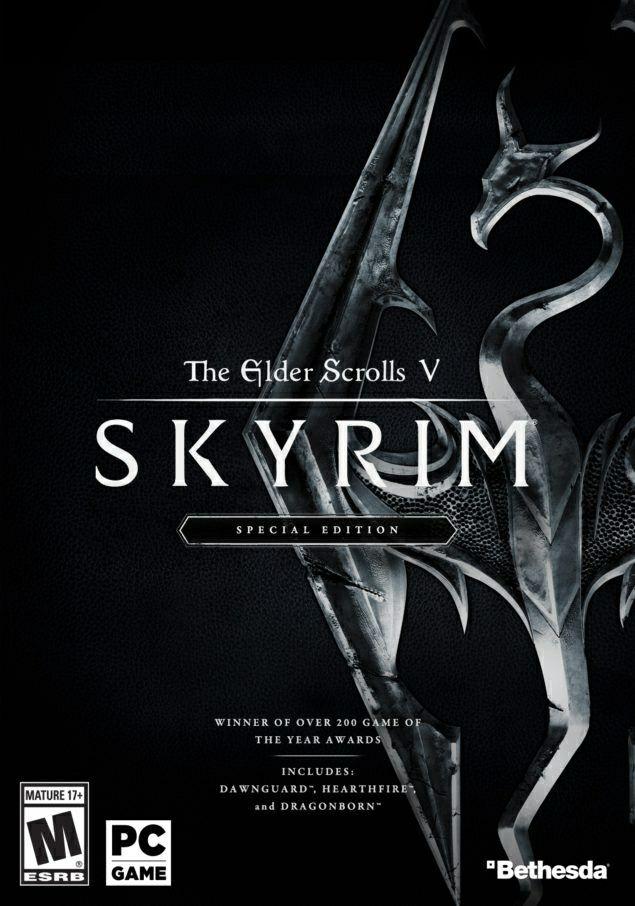 Skyrim Special edition - £9.89 @ Steam