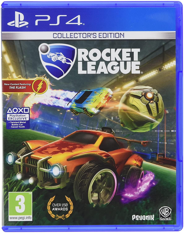 Rocket League Collector's Edition (PS4 / Xbox One) £1 @ Asda