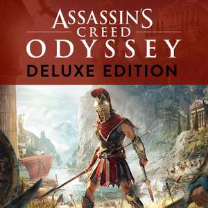 Assassin's Creed Odyssey Deluxe Edition [PS4] - £10.79 @ PlayStation Network Brazil