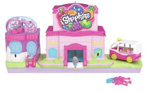 shopkins lil secrets multi shop playset £17.49 @ Argos in clearance, found 1 in Stoke in Trent