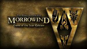 Elder Scrolls III, IV, & V on sale from £3.89 or as a bundle for £16.49 @ Steam Store