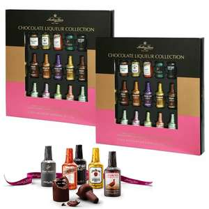 2 Boxes of Anthon Berg Chocolate Liqueur Collection - 328g Each - BBE 10/02/2021 - £10 Delivered @ Yankee Bundles
