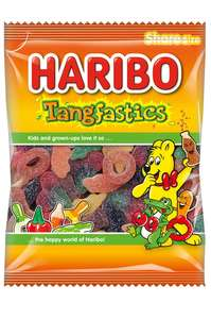 Haribo tangfastics/supermix/starmix 16x140g £6.99 / giant strawberry 12x140g £4.99 / Lindor mint 8 pk £19.99 @ WHSmith (£2.49 del/free £25+)