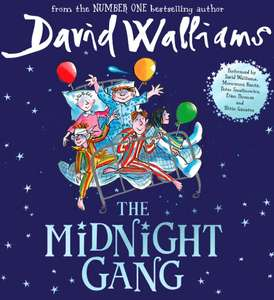 Audible - Midnight Gang £1.99 Deal of the Day