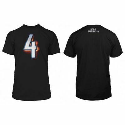 Battlefield 4 T-Shirt Black Medium - £2.99 @ cee7869 / ebay