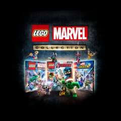 LEGO Marvel Collection inc. DLC + Season Passes [PS4] £10.79 @ PlayStation Network Brazil