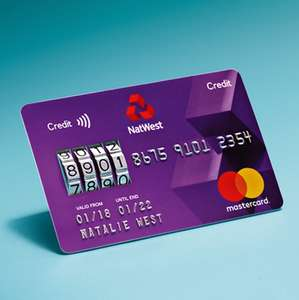 0% balance transfer credit card for 20 months - no fee @ Natwest (existing customers)
