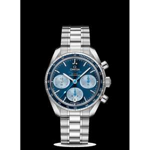 OMEGA Speedmaster 38 Orbis Co-Axial 38mm Mens Watch 32430385003002 - £3272 delivered @ Leonard Dews