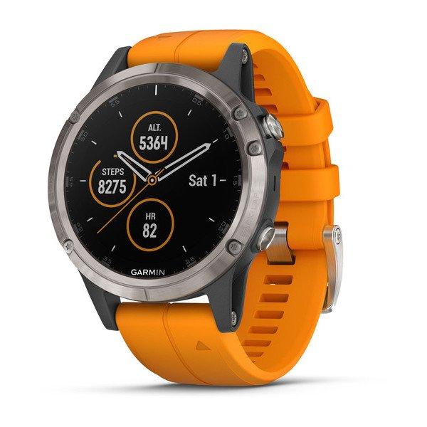 Garmin Fenix 5 Plus GPS Watch £349.99 via Freewheel.co.uk
