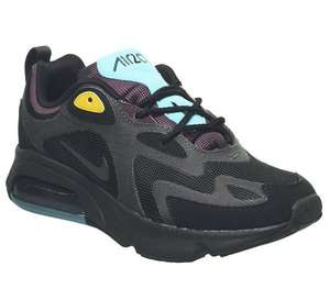 Nike Air Max 200 Black Anthracite Bordeaux University Gold Teal £43.50 delivered @ Office