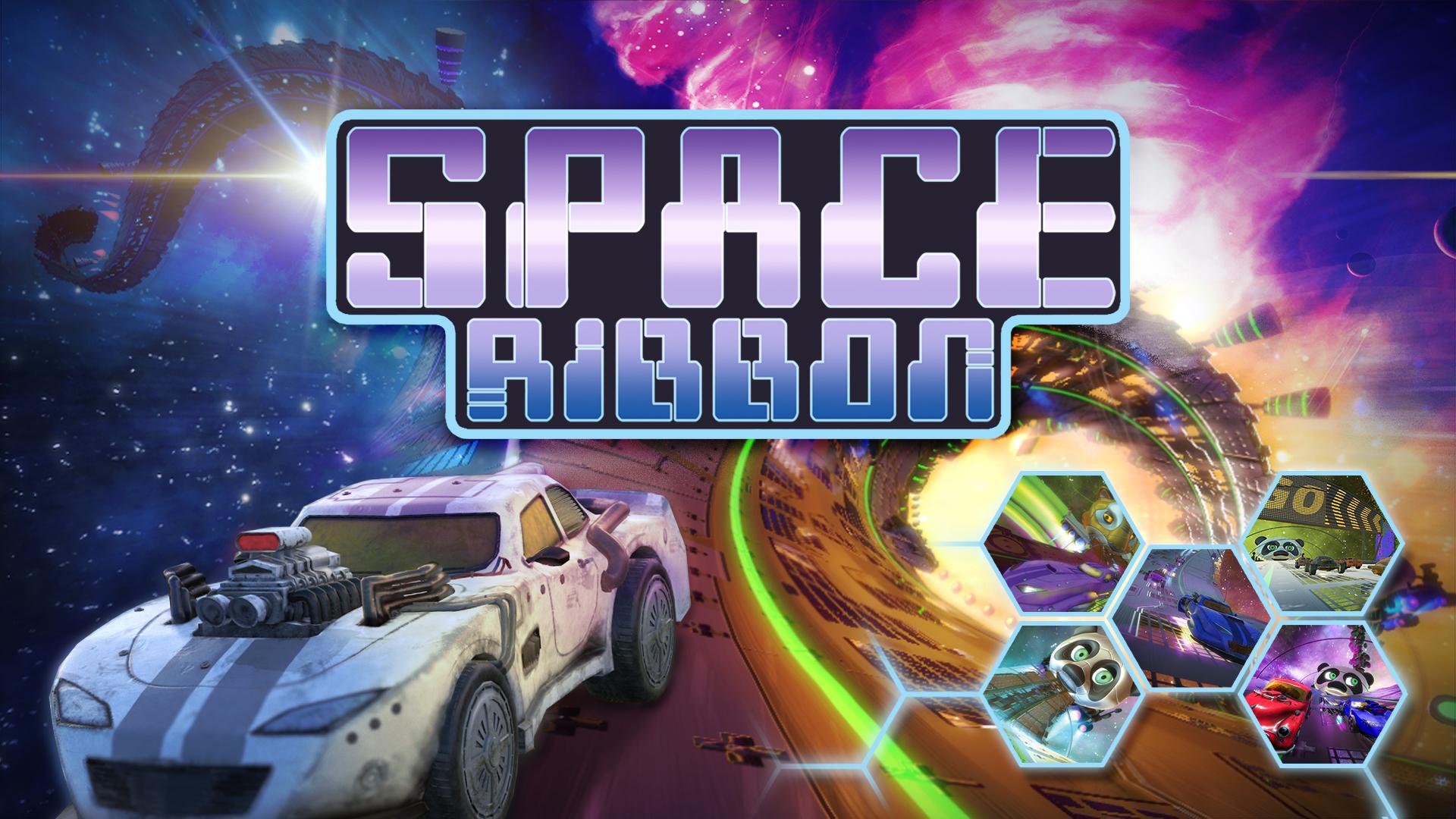 Nintendo Switch Space Ribbon - 48p @ eShop US