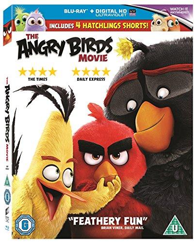 The Angry Birds Movie [Blu-ray] - £2.98 @ Amazon Video