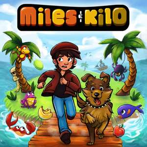 Miles & Kilo Nintendo Switch £1.43 at Nintendo eShop