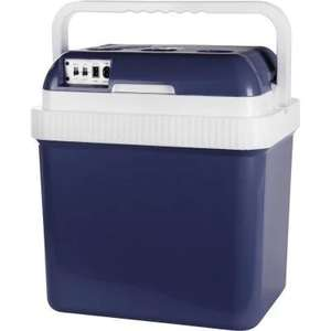 Hot or Cold Electric Cool Box 24L £29.99 (in-store) + £5.99 delivery at JTF