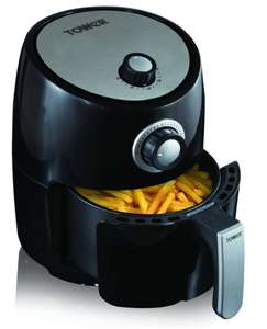 Tower T17023 Air Fryer with Rapid Air Circulation System, VORTX Frying Technology, 1000 W, 2.2 Litre - £29.99 delivered @ Amazon