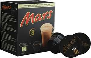 Dolce Gusto 8 Hot chocolate pods - Mars and milky way 39p at Aldi instore