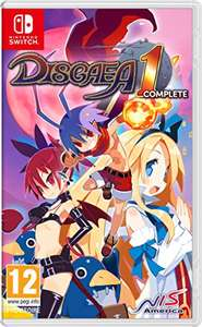 Disgaea 1 Complete (Nintendo Switch / PS4) £16.25 Delivered @ Amazon Italy