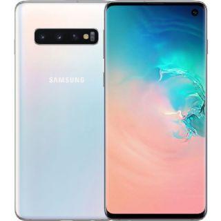 Brand New Samsung Galaxy S10 Dual G973FD 4G 128GB Prism White (8GB) Smartphone - £449 @ HDEW Cameras