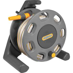 Hozelock Compact Reel with 25m Hose - £27.97 delivered @ Toolstation