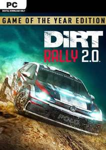 Dirt Rally 2.0 Game of the Year Edition PC £8.99 @ CDKeys