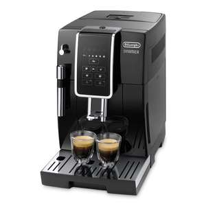 De'Longhi Dinamica ECAM 350.15.B bean to cup coffee machine for £369 delivered @ The Coffee Mate