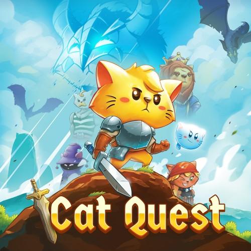 Cat Quest £1.99 (£1.25 SA) [Nintendo Switch] @ Nintendo eShop