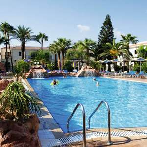 From Manchester: Family of 4 to Cyprus 19-26 August just £160.74pp / £643.76 @ Tui