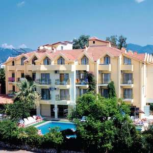 From LGW: Last Min Family Holiday of 4 to Turkey 12-19 August £148.06pp / £592.24 @ Tui