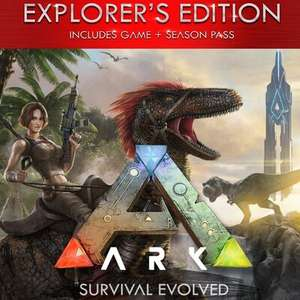 ARK: Survival Evolved Explorer's Edition [Xbox One] £14.94 @ Xbox Store Hungary