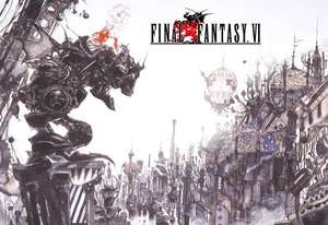 Final Fantasy VI Role Playing Adventure Game - £6.99 @ Apple App IOS Store + 50% of FF1 - FF6