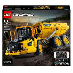 LEGO Technic Control+ Volvo Articulated Hauler - Model 42114 (11+ Years) - £184.99 delivered @ Costco