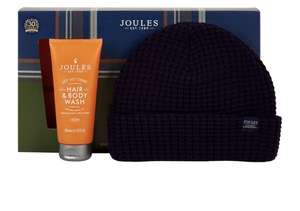 Joules Mens Wooly Hat £9 + £1.50 del at Boots Shop