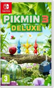 Pikmin 3 Deluxe (Nintendo Switch) £42.85 (Preorder) Delivered @ Shopto