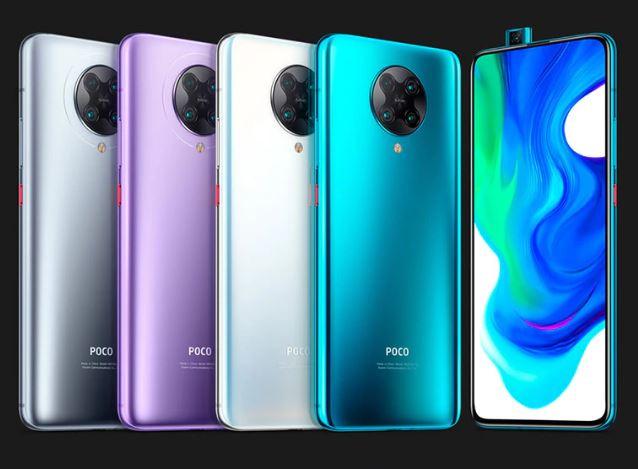 Global Version Xiaomi POCO F2 Pro 8GB 256GB Qualcomm Snapdragon 865 64MP £357.69 at AliExpress Mi Global Store
