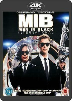 Men in Black International 4k used £4 at cinemadiso ebay