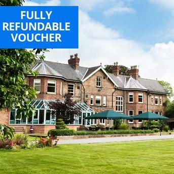 2 Nights at the Best Western Burn Hall Hotel (N Yorkshire) + Breakfast + Cream Tea + York Bird of Prey Centre Tickets £71.10 @ Travelzoo
