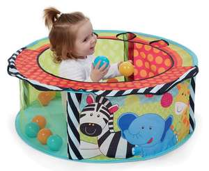Early Learning Centre Sensory Ball Pit - £14.99 @ The Entertainer
